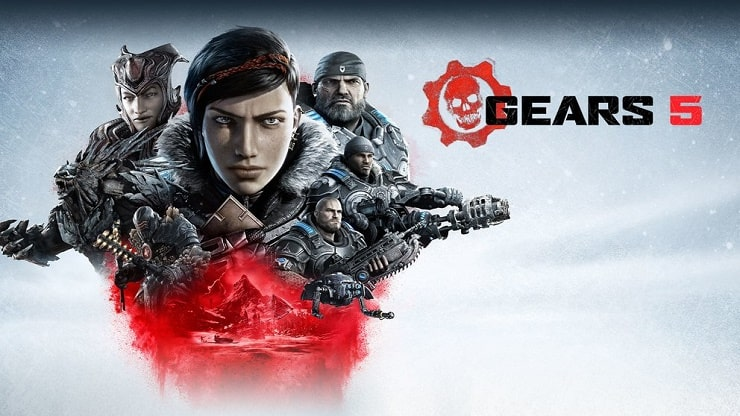 Gears 5 Trainer