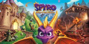 Spyro Reignited Trilogy Trainer