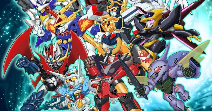 Super Robot Wars V Trainer