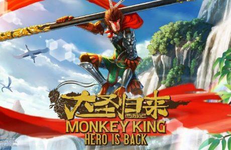 Monkey King: Hero is Back Trainer