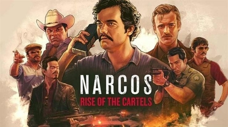 Narcos: Rise of the Cartels Trainer