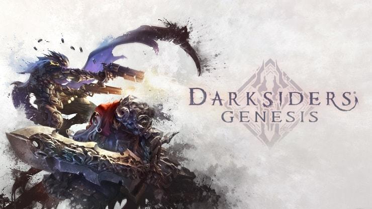 Darksiders Genesis Trainer