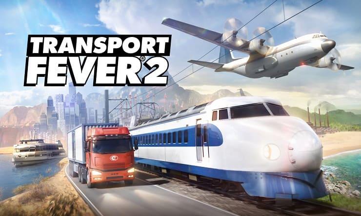Transport Fever 2 Trainer