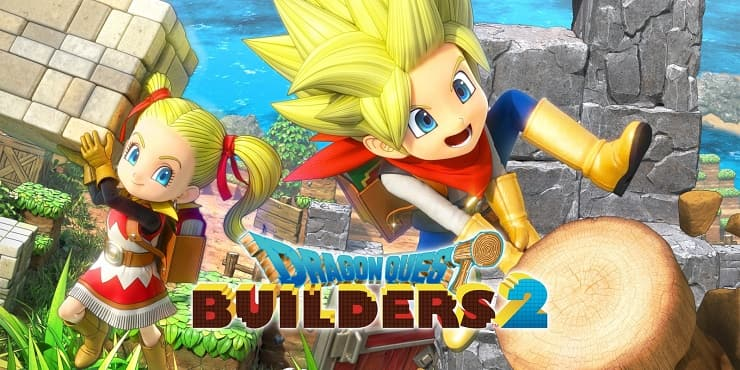 Dragon Quest Builders 2 Trainer