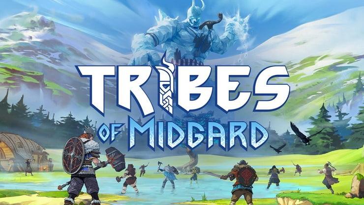Tribes of Midgard Trainer
